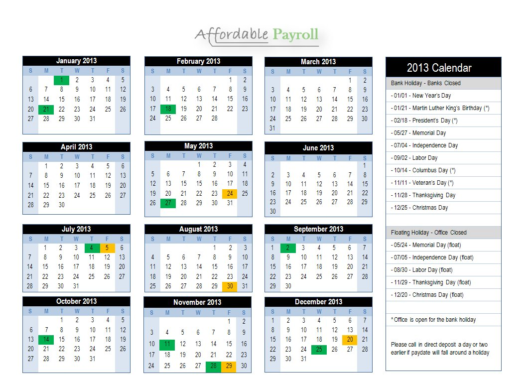 excel printable calendar 2015